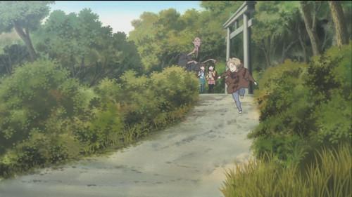 夏目友人帳「坂道」